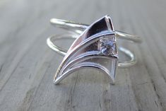 Star Trek Insignia Ring....I have a feeling I should NOT have shown this to Jason.