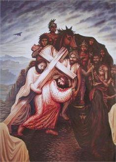 Jesus Christ - Octavio Ocampo