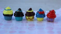Disney Princess Charms That I Could Totally Make Into Real Cupcakes