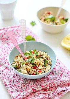 Easy Gluten Free Rice and Quinoa Recipe