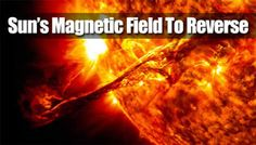We are currently in the middle of a peak or solar maximum which has brought us more solar flares, CMEs, and geomagnetic storms. Historically, research has been conducted to link the 11 year cycle of the sun to changes in human behavior and society. A big event is about to happen on the sun which may assist in this process--the sun's vast magnetic field is about to flip in just a few months.