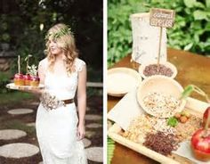rustic woodland wedding - Yahoo! Image Search Results