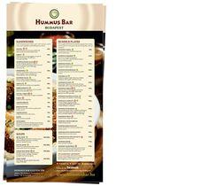 Artamax: Hummus Bar Budapest Visual & Brand Identity Development