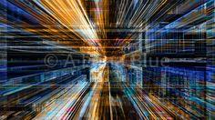 Futuristic Digital Light Technology 10806