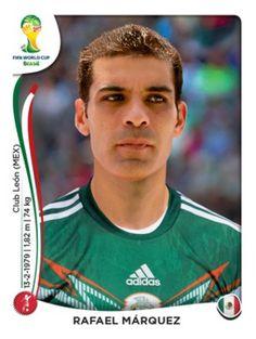 México - Rafael Márquez Álvarez