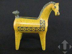 Alfaraz Pottery - Ceramic Horse.