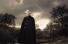 Portrait of the Queen by Annie Leibowitz