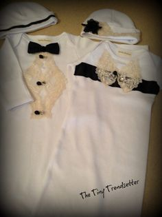 Classic Cuties baby  take home gown and by TheTinyTrendsetter, $49.00