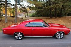 1967 CHEVROLET CHEVELLE SS - #cartuningracing #racing #tuning #car #carracing