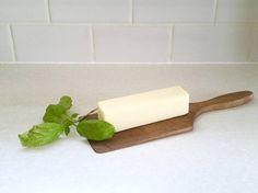 Vintage Wooden Butter Paddle . Wood Butter Paddle . Antique