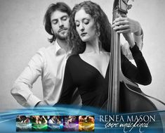 Award-winning Paranormal Romance #audiobook Symphony of Light by Renea Mason - http://amp.gs/CLoz