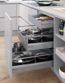 Modern Luxury Kitchens For A Grand Kitchen Kitchen Layout, Kitchen Triangle, Kitchen Cabinet Design, Kitchen Room Design, Kitchen Decor, Kitchen Remodel Small, Kitchen Remodel, Kitchen Furniture Design, Interior Design Kitchen