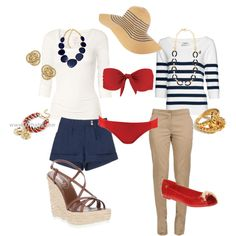 Nautical summer fun :)