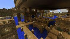 Shadow of Israphel world rebuild Minecraft Project