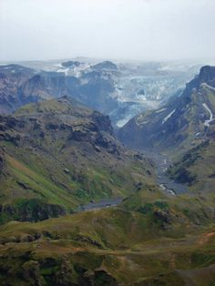 Porsmork National Park - Volcano Hike, Iceland
