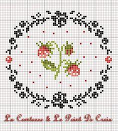 look at x stich ideas Free Cross Stitch Charts, Cross Stitch Freebies, Cross Stitch Borders, Counted Cross Stitch Patterns, Cross Stitch Designs, Cross Stitching, Cross Stitch Embroidery, Cross Stitch Fruit, Cross Stitch Kitchen