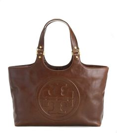 Tory Burch handbag.. this was my christmas present from my boo in cognac... in love