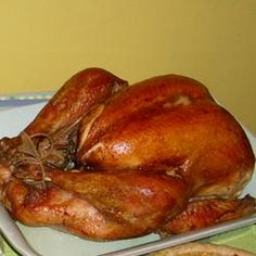 Easy Herb-Roasted Turkey