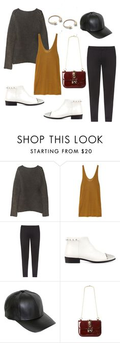 holland road by astridlund on Polyvore featuring T By Alexander Wang, Zara, Valentino and CC SKYE