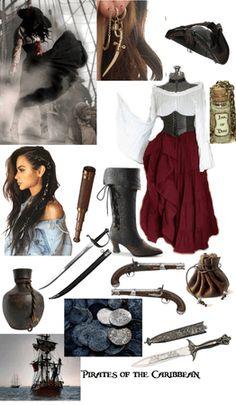 Renaissance Pirate, Renaissance Fair Costume, Halloween Inspo, Halloween Costumes, Mode Pirate, Fantasy Outfits, Viking Clothing, Pirate Woman, Fandom Outfits