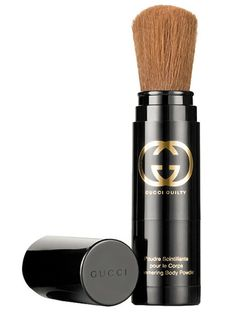 Gucci Guilty Shimmering Body Powder Brush