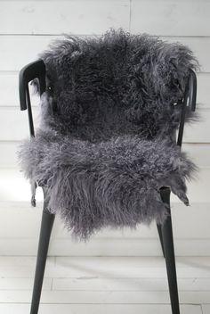 white faux fur throw sheep - Google Search