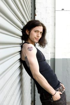 Jackson Rathbone and Tattoos Photograph