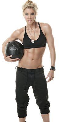 Jackie's flat-ab workout