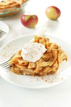 Pumpkin Spiced Apple Pie