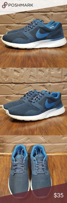the best attitude a5a56 652c7 Shop Women s Nike Blue White size Athletic Shoes at a discounted price at  Poshmark. Description  Nike Kaishi NS Women s Athletic Shoes, Blue White,  ...