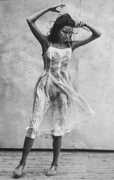 Mini Anden by Peter Lindbergh