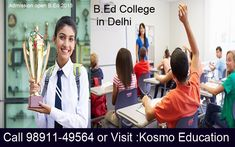 When you begin your look for the best B. Ed College in Delhi, you should counter the school rank and educational offices.