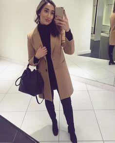 WEBSTA @ monagolparian - Wearing Zara from head to toe... 🐫