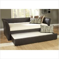 Here Is An Image Of A Day Bed Couch Or For Reclining