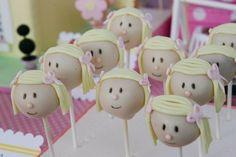 Girlie Cake Pops