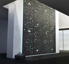 Si te subes por las paredes y quieres hacerlo literalmente, esta es tu pared