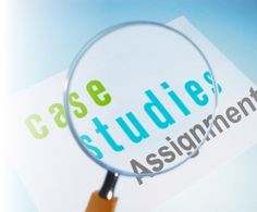 In depth research is needed for case study assignments. You will need to select a right methodology for solving case studies.