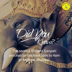 Ganesha facts.