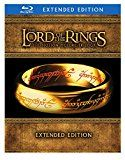 #8: The Lord of the Rings: The Motion Picture Trilogy (The Fellowship of the Ring / The Two Towers / The Return of the King Extended Editions)  [Blu-ray]