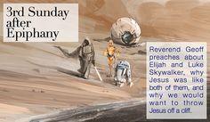Third Sunday after Epiphany 2013. Sermon: https://www.youtube.com/watch?v=JOjCrTaMLlw Featured Artist: Anthony Wolff
