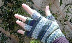 Fingerless Glove Patterns