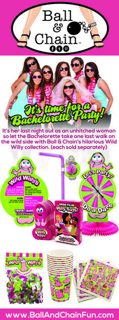 Dicky Ring Toss   Party Girls Night Out Party Game Gag Gift