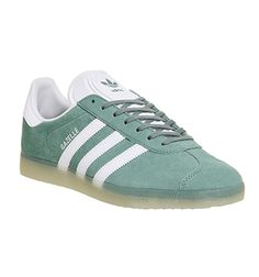 Adidas Gazelle Vapour Steel White Ice - His trainers