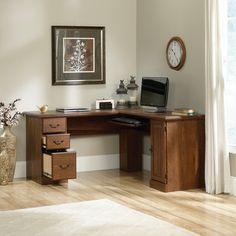 Three Posts Orchard Hills Corner Computer Desk