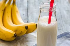 Peanut Butter Banana Smoothie Recipe via @SparkPeople