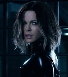 Looks like this is the first one good shot with Selene (Kate Beckinsale) from new movie Underworld. Release Date: January 6, 2017