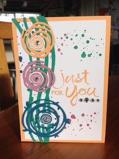 Tineke's card