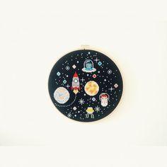 Kanaviçe Uzay