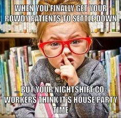SECRET SALE Send me an offer or request for bundle on the items you like, the might lower than the ⚡️Flash Sale⚡️special items! Night Nurse Humor, Night Shift Humor, Night Shift Nurse, Psych Nurse, Nurse Jokes, Nursing Memes, Nicu Nursing, Nursing Quotes, Rn Humor