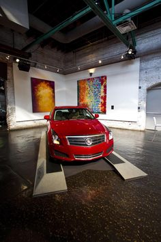 Check out these Luxperiments used to test the 2013 Cadillac ATS! Preview or test drive this Cadillac at Tom Naquin! http://www.youtube.com/watch?v=5lhYWpKn_3o=player_embedded #Cadillac #Racing #Enthusiast? So is #Rvinyl.com. Upgrade damaged #Bumpers here www.rvinyl.com/Cadillac-CTS-Body-Kits.html